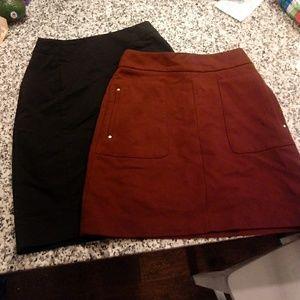 2 H & M skirt BUNDLE 💁